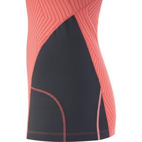 GORE WEAR R3 Optiline - Camiseta sin mangas running Mujer - gris/naranja